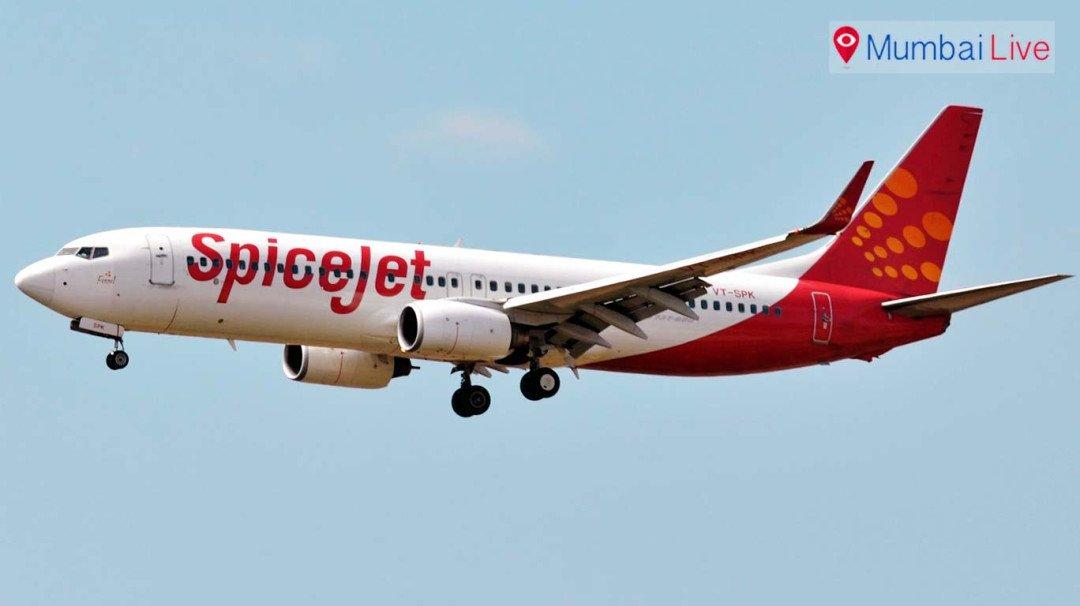 Spicejet resumes Mumbai - Srinagar flight