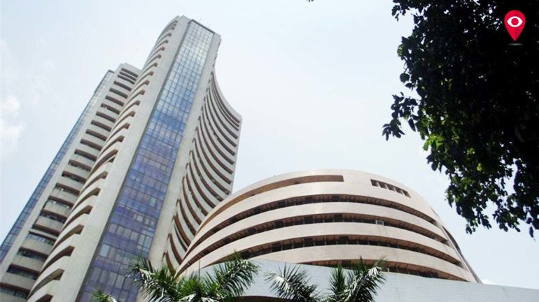 Sensex closes with a surge of 3 points