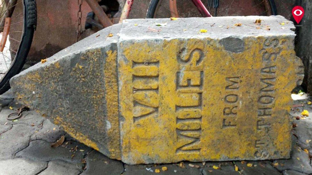 अस्तंगत झालेला मैलाचा दगड