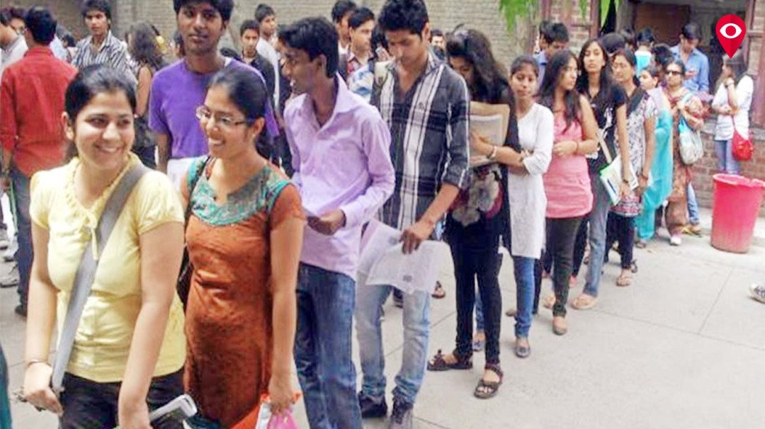 Good news! Degree college students can re-apply
