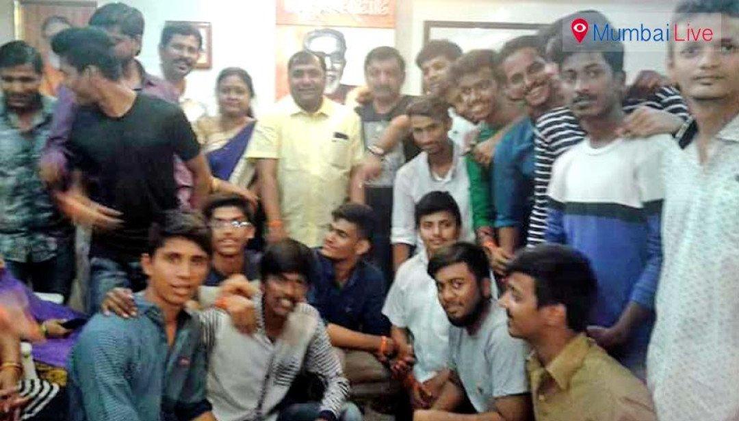 गोरेगावमध्ये भारतीय विद्यार्थी सेनेचं युनिट