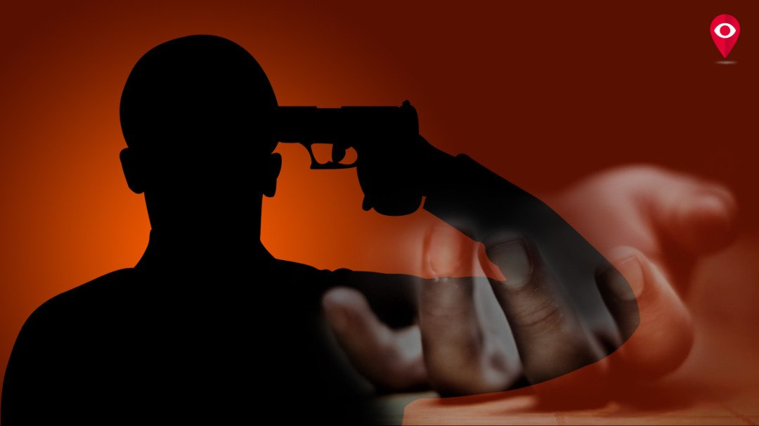 युवक ने गोली मारकर की आत्महत्या