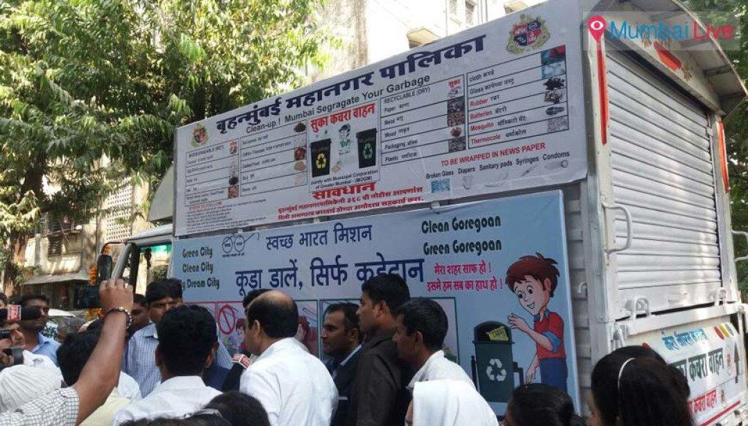 Aakar NGO initiates cleaning drive