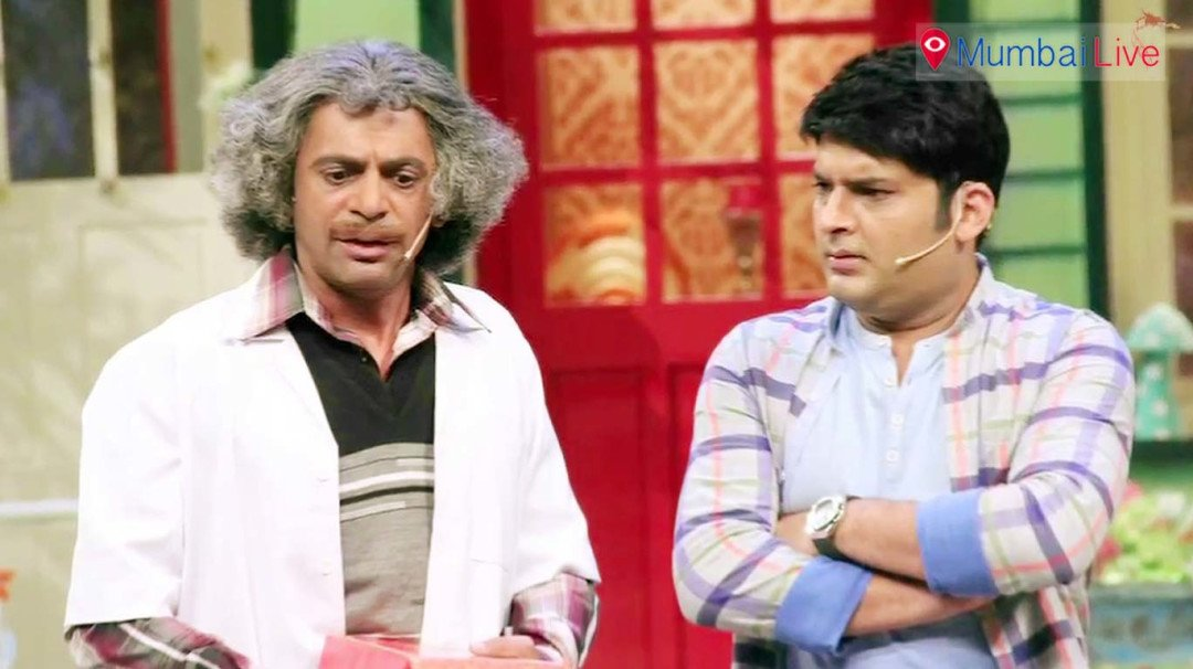 Kapil turns 'God'ly, Sunil shuts him up, with love