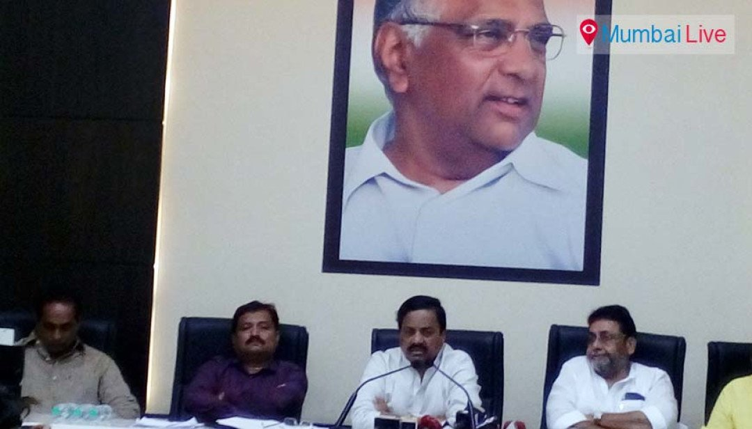 Bhaskar Jadhav unhappy with NCP