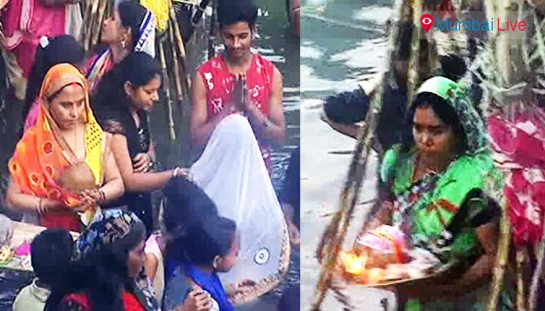 Women mark Chhath with an ode to sun