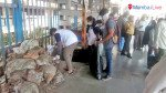 A Swachh Abhiyan at Borivali station