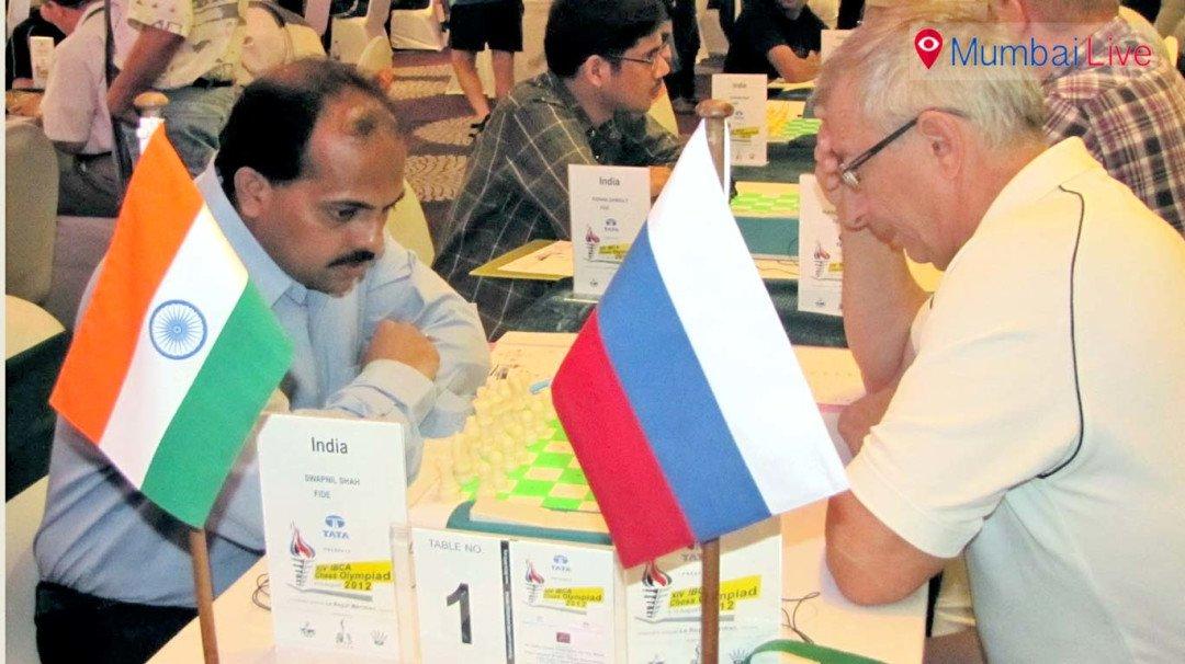 Mumbaikar Swapnil Shah draws with leader Kishan Gangolli