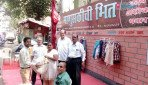 Unique donation drive by Swarajya Foundation on