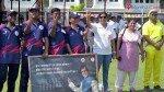 जागतिक क्षयरोग दिनानिमित्त क्रिकेट सामने