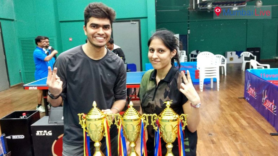 TCS dominates Corporate Table Tennis