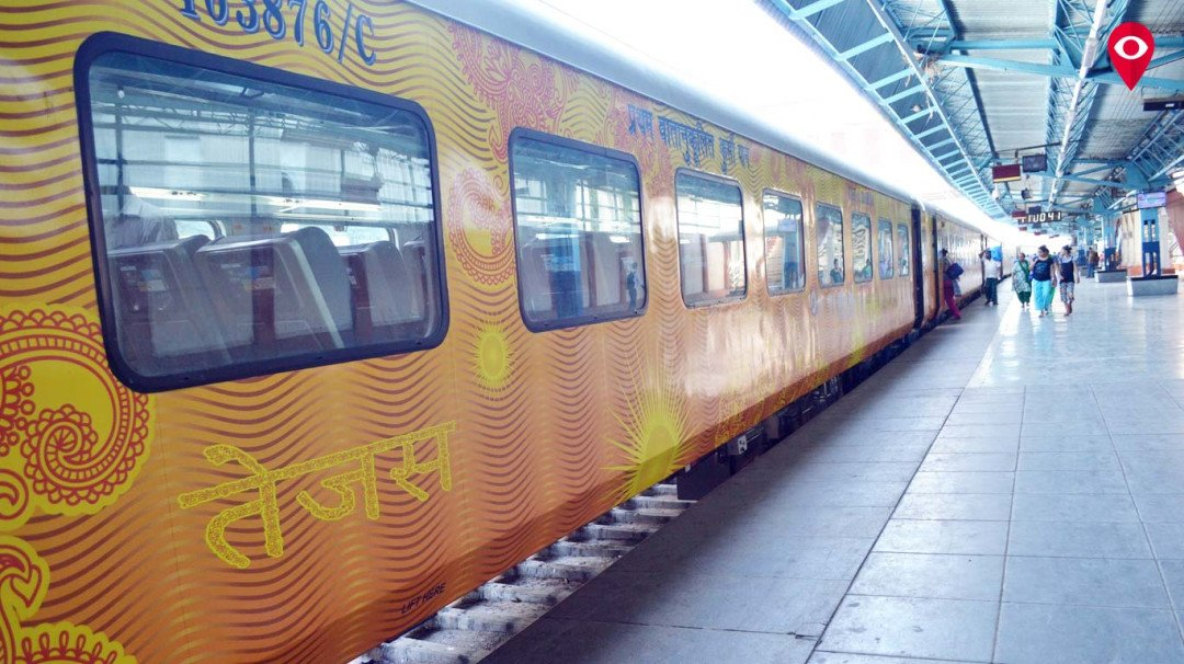 Tejas Express - Just Like Any Other Train?