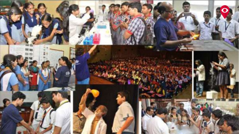 TIFR's 'Frontiers of science' annual open house