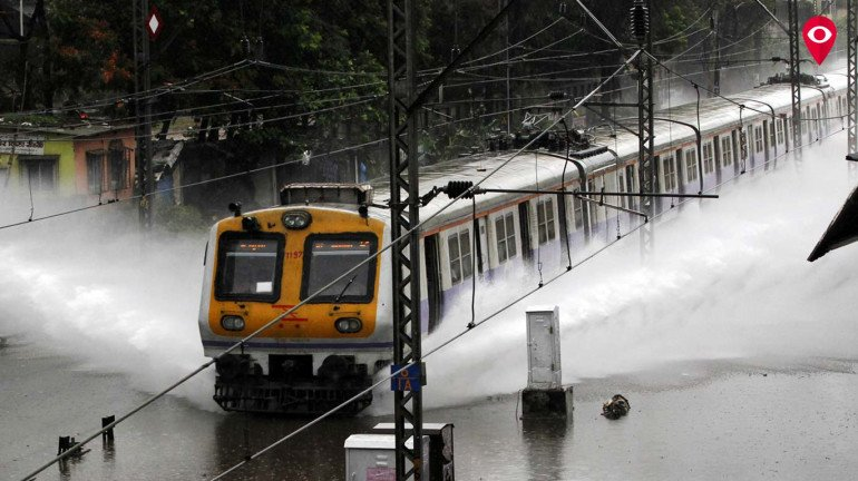 Central Railway is ready to take on rain-related problems