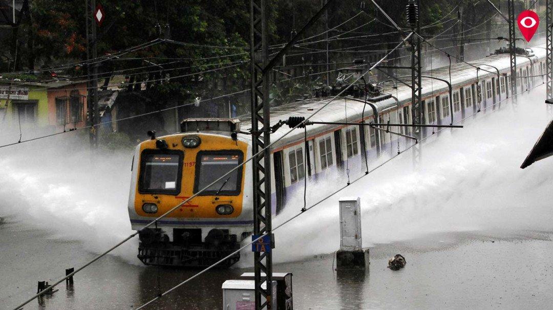मानसून में अब बेरोकटोक दौड़ेगी सेन्ट्रल रेलवे