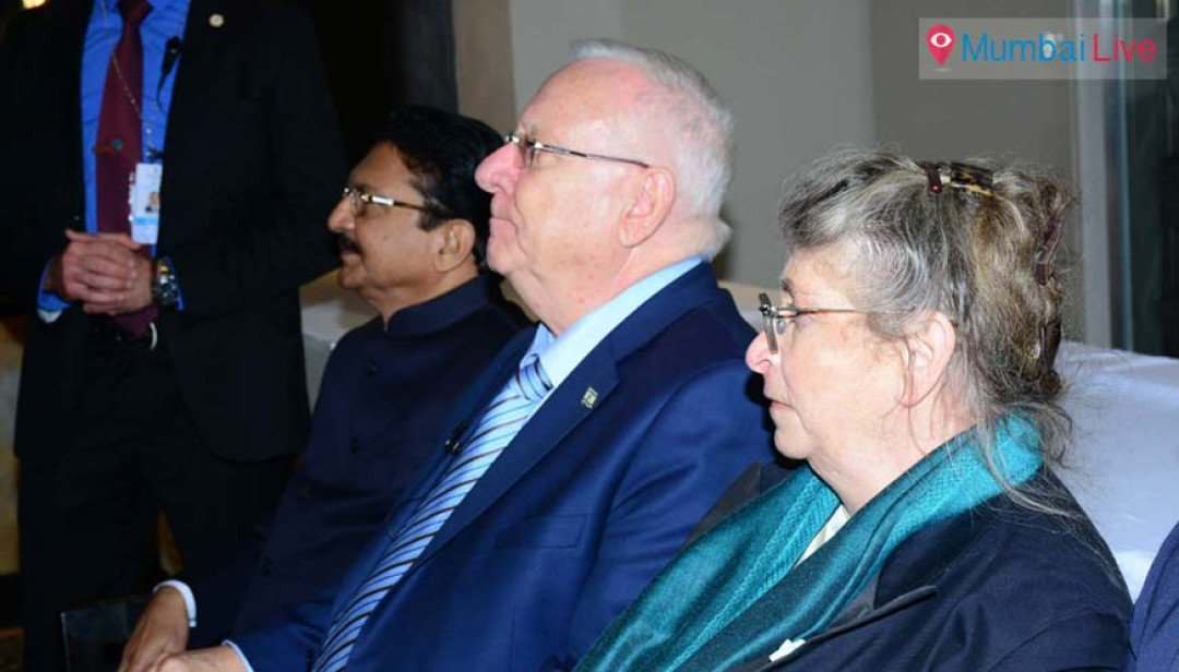 Israeli president remembers martyrs of 26/11 attack