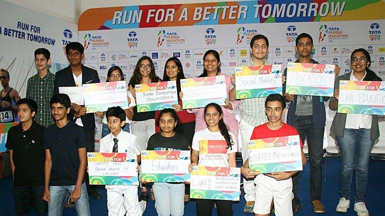 Tata Mumbai Marathon 2018 breaks all charity records; raises more than ₹25 Crore for 259 NGOs