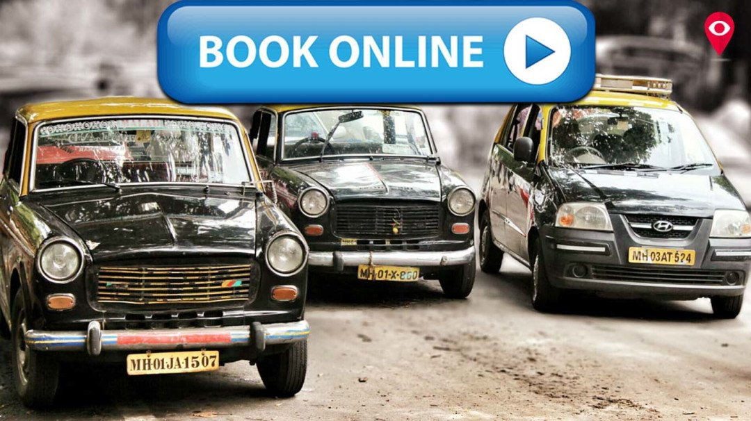 Aamchi Drive: An app to book your 'kaali-peeli' taxi