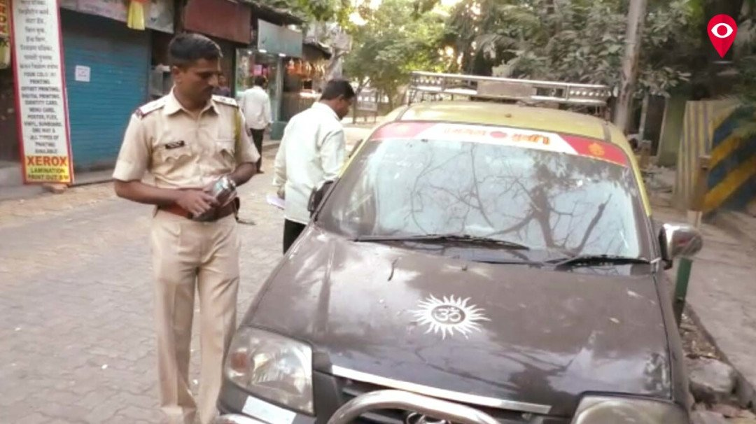 Vikhroli Police nabs the Gang who looted taxi drivers