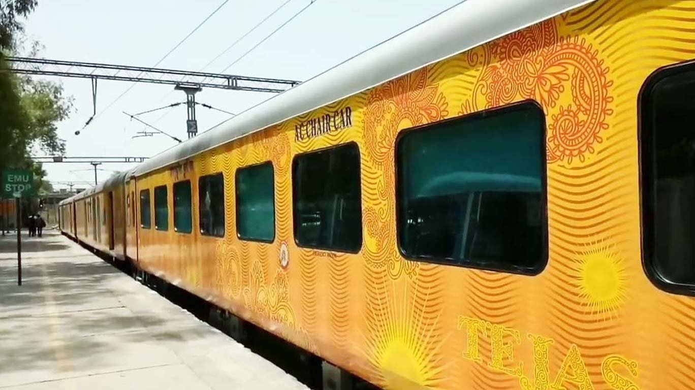 Stale Food Served In Tejas Express, Contractors Fined ₹1 Lakh