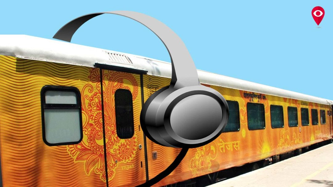 Now pay to get headphones on 'Tejas Express'