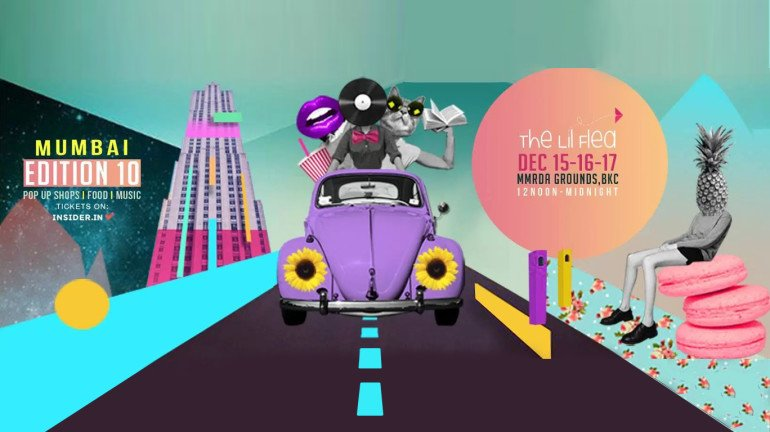 Three days of happiness awaits Mumbai as 'The Lil Flea' returns with its 10th edition