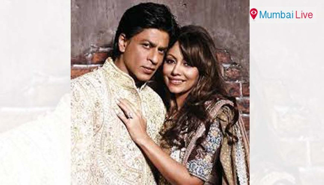 Eternally young SRK- Gauri turn silver