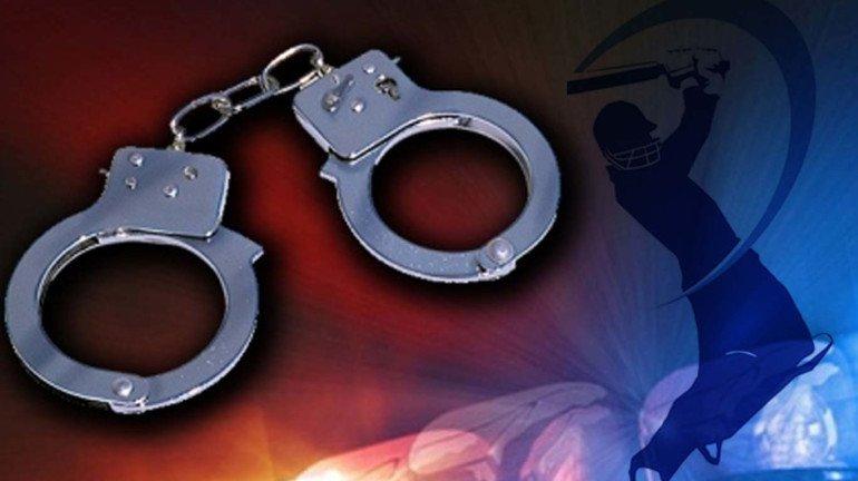 क्रिकेट के नाम पर ठगी, 3 गिरफ्तार