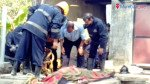 Three conservancy workers die while cleaning toilet tank