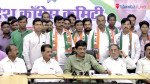 Congress cadres jump ship, join BJP