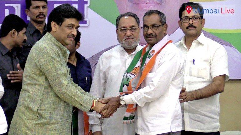 Congress cadres jump ship, join BJP