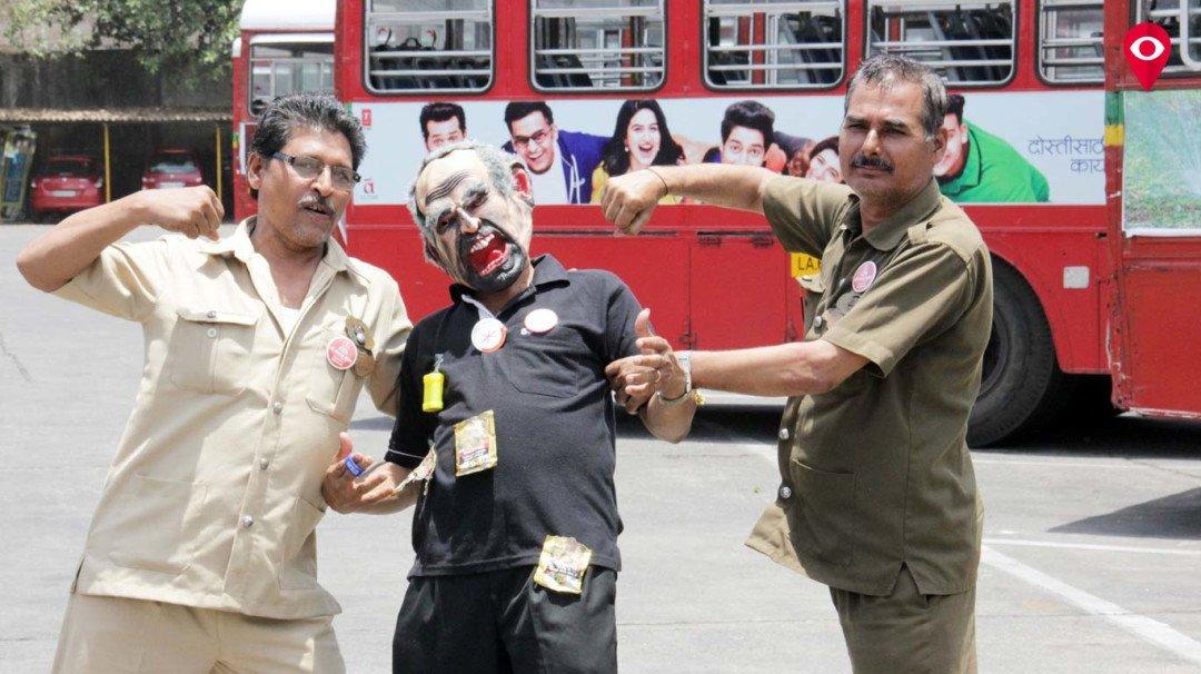 'तंबाखूमुक्त बेस्ट', 2 हजार कर्मचाऱ्यांनी सोडले व्यसन