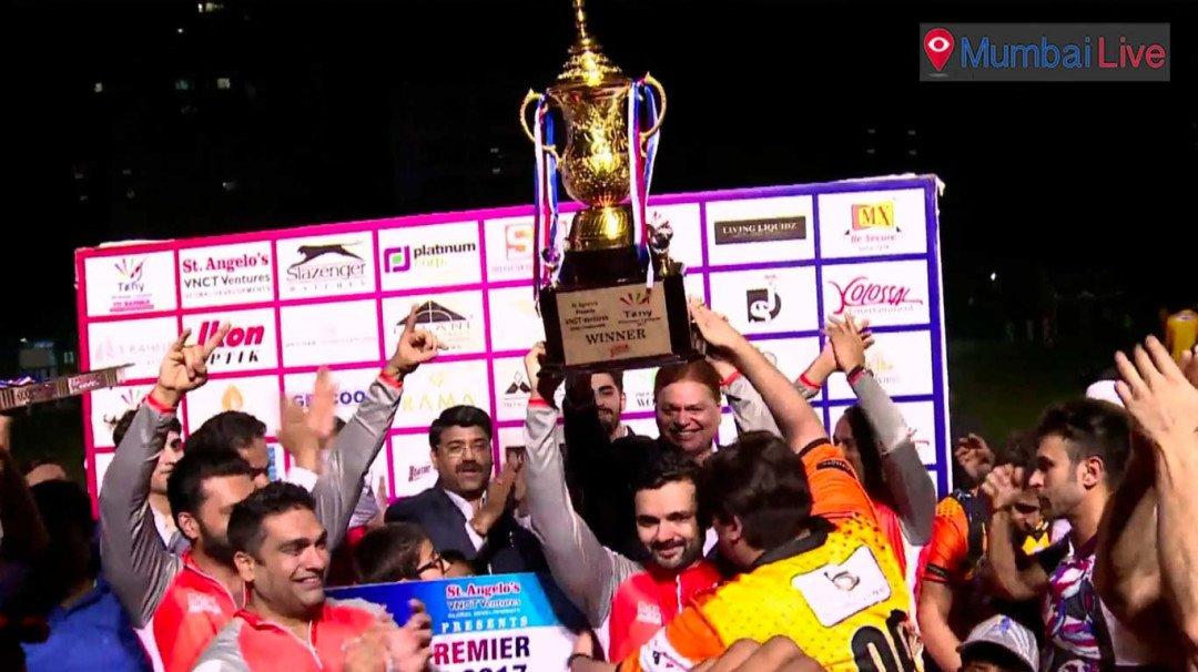 फेयरमाउंट फैलकन बना टीपीएल विजेता