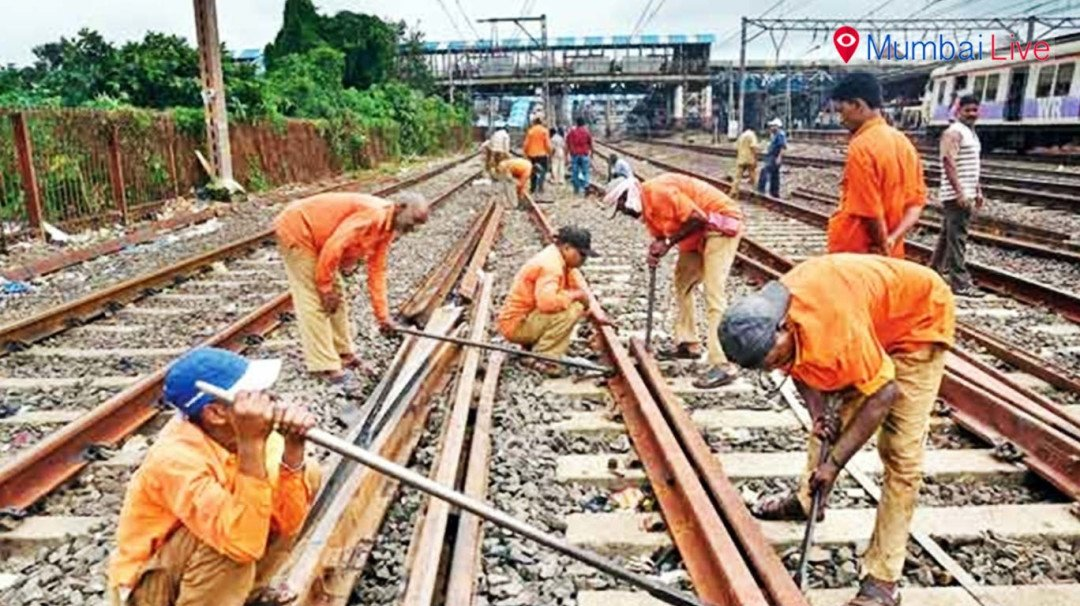 Special Traffic Block for two days on Central Railway