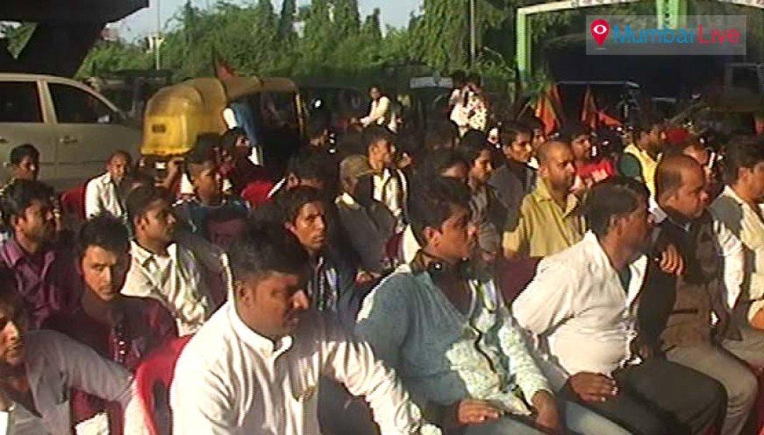 BJP demands 'Traffic Free' Mumbai