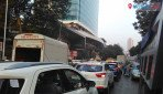 Lower Parel - a new hub for traffic jam