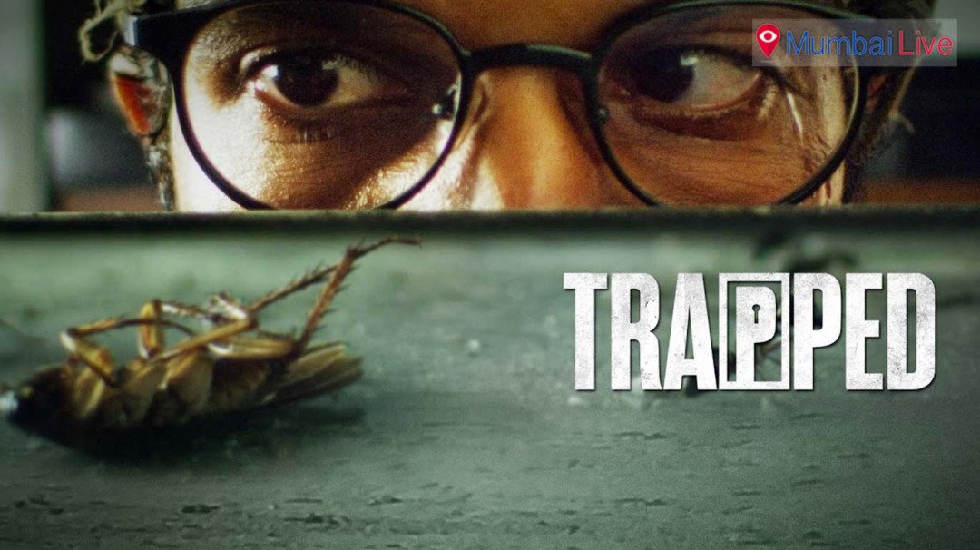 Trapped: Rajkummar Rao's nerve-racking (1BHK) castaway.