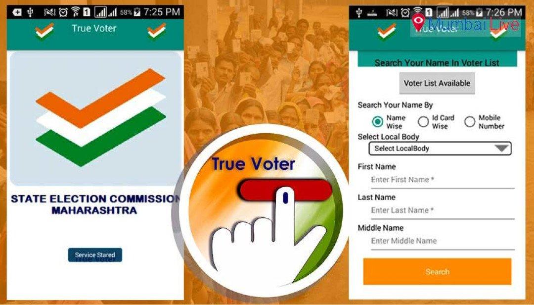'True voter' app - Info at your fingertips