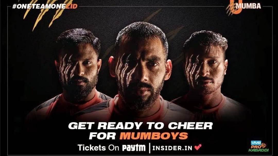 Tickets for U Mumba's home leg go live