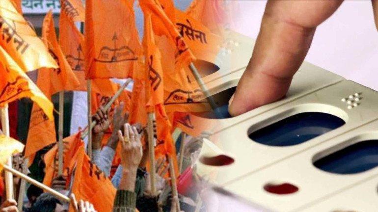 यूपी निकाय चुनाव: शिवसेना की बांछे खिली, लहराया भगवा
