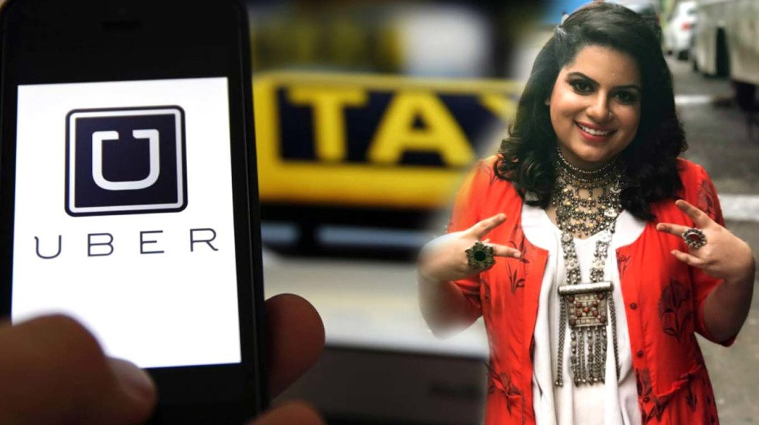Comedian/actress Mallika Dua abused by Uber driver over 'AC temperature'
