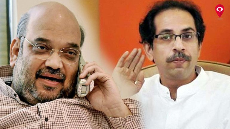 Uddhav gets Shah's invitation for NDA meeting