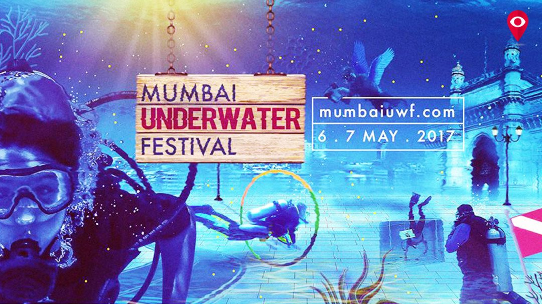 This weekend dive in at Mumbai Underwater Festival