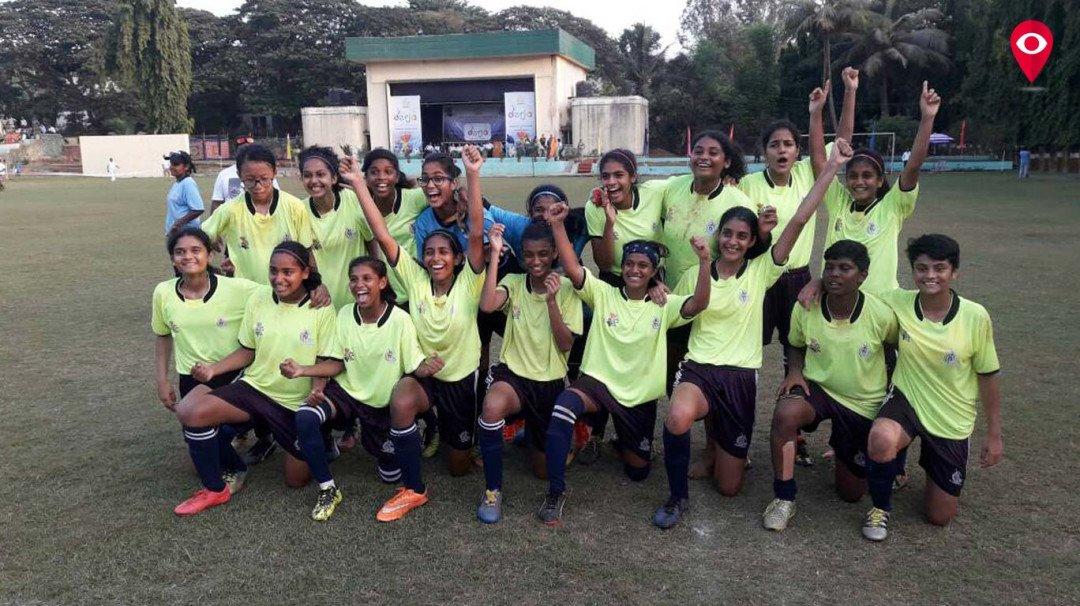 ऊर्जा कपमध्ये मुंबई डीएफए संघाचा विजय