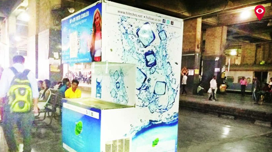 Railway passengers troubled due to heat and inadequate sources of water