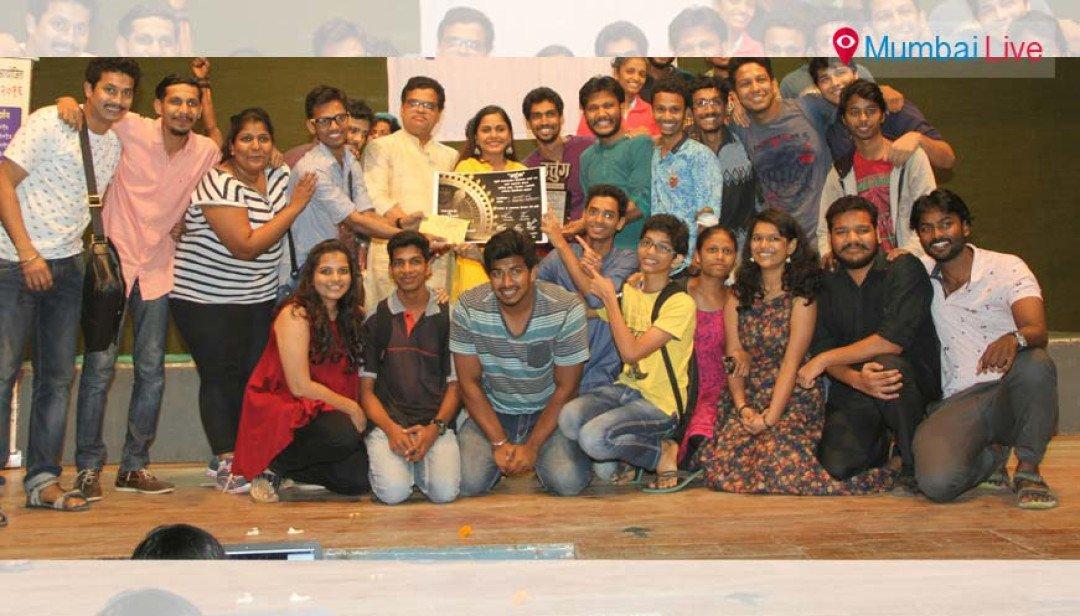 Sydenham College's 'Shyamchi Aai' wins laurels
