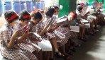 अनुयोग विद्यालयात वाचन दिन साजरा