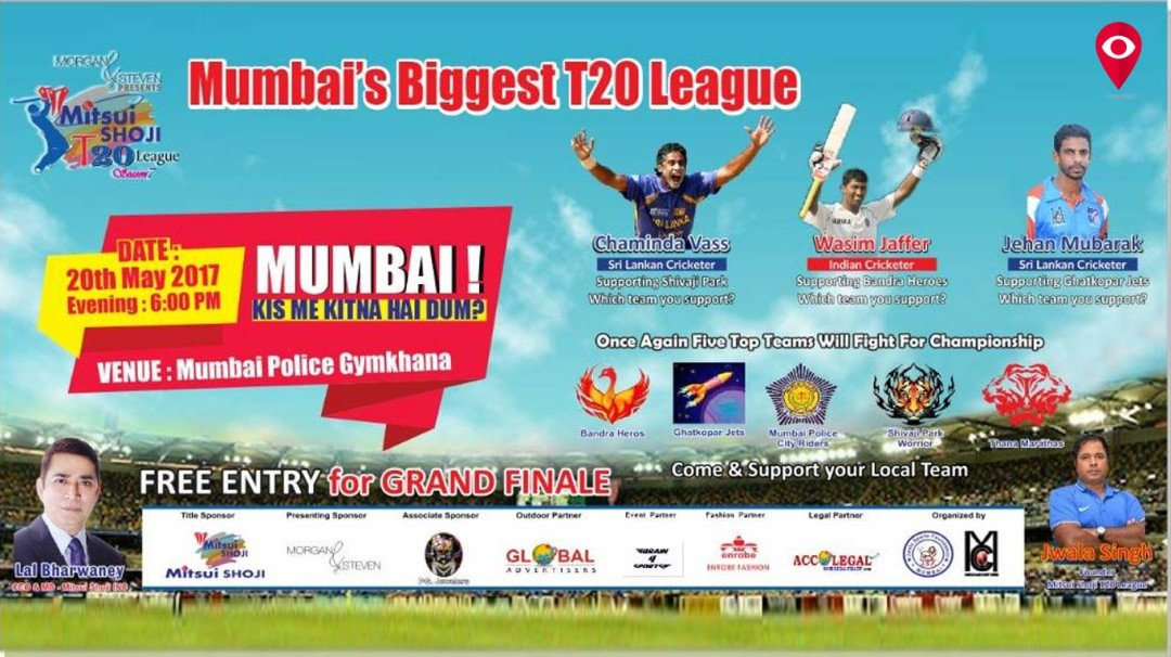 Sri Lankan cricket legend Chaminda Vaas, trains Mumbai's fast bowlers