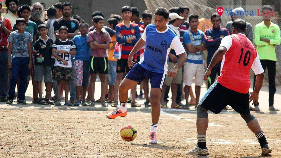 वाकोला फुटबाल लीग का आयोजन