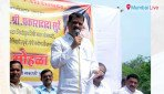 MLA builds new toilet for residents